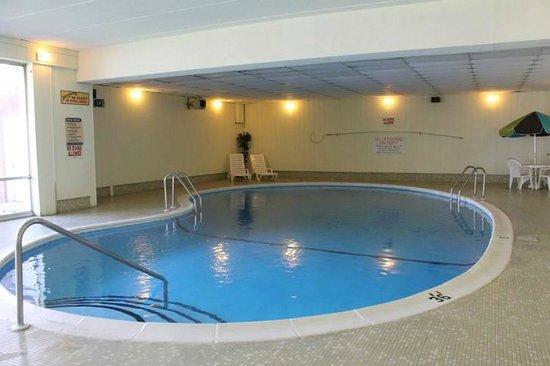 The Williams Inn: The Pool!