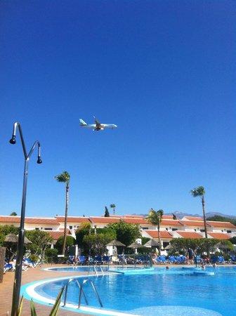 CLC Sunningdale Village : aeroplanes