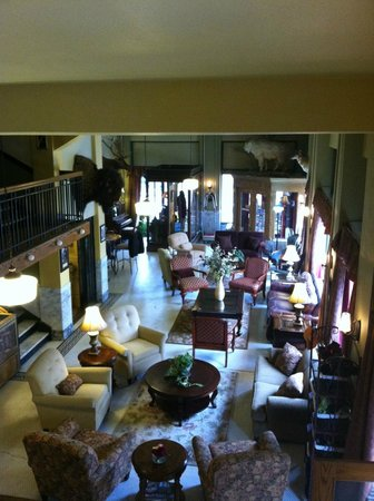 Murray Hotel : front lobby