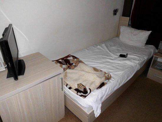 Royal Hotel: lit à une place