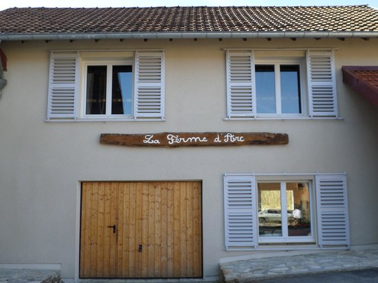 Arc-sous-Cicon, Γαλλία: La Ferme d'Arc