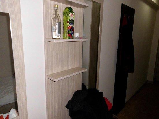 Royal Hotel: mobilier de la chambre