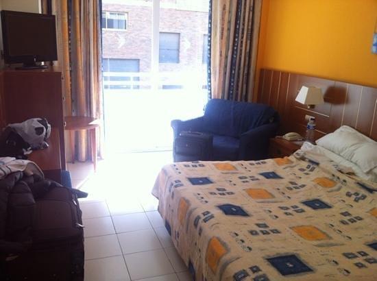 Hotel GHT Aquarium & SPA: habitacion