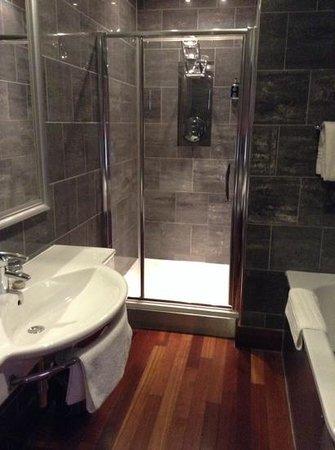 Morgans Hotel: bathroom in Alpha room of Morgans