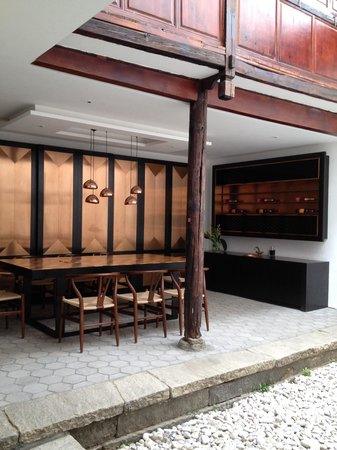 Sky Valley Heritage Boutique Hotel : Meeting room