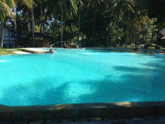 Gangga Island Resort & Spa: the pool