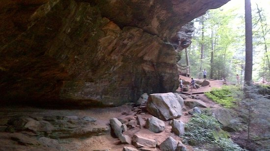 Hocking Hills State Park: Awesome