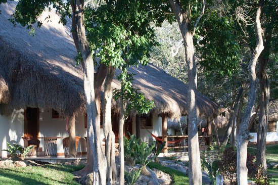 The Lodge at Chichen Itza: Lodge at Chichenitza - room hut
