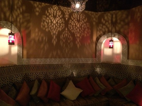 Royal Mansour Marrakech: Entry vestibule