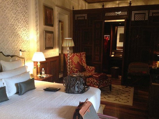 Royal Mansour Marrakech : Master bedroom to 3 walkin closet