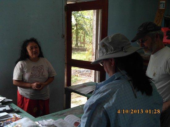 Tanah Mayan Art Museum: One of the Garcia Sisters