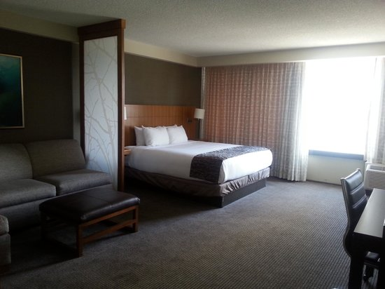 Hyatt Place San Jose/Downtown: Room