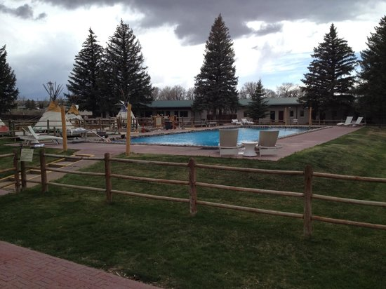 Saratoga Resort & Spa: Hot springs pools