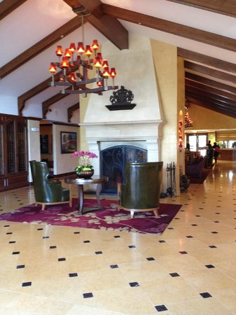 Vino Bello Resort: Lobby