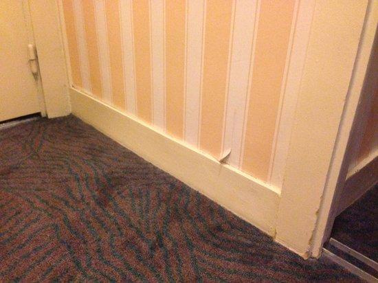 Disney's Hotel New York: Aperçu de l'état des chambres (détail)