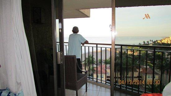 Marriott Puerto Vallarta Resort & Spa: View from the room