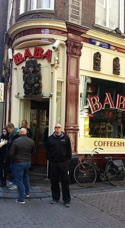 Die Port van Cleve: BABA Coffee House.  Once of the best