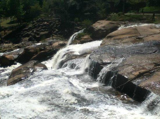 Falls Park on the Reedy : Fall Park