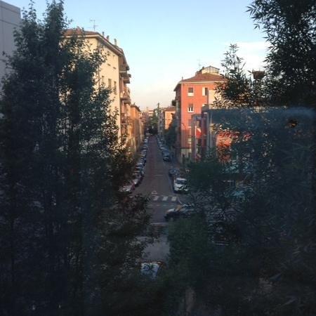 BEST WESTERN City Hotel: Der Blick aus dem Hotel