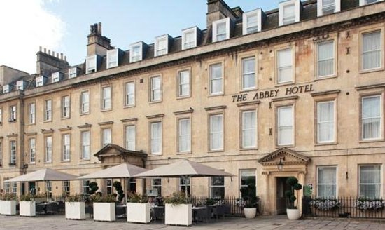 The Abbey Hotel: The beautiful Abbey Hotel