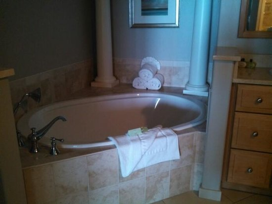 The Renaissance: Master Bath