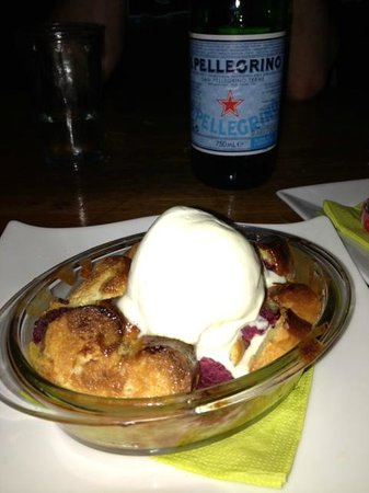 Seasons Restaurant: to die for bread pudding