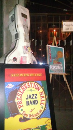 Preservation Hall: Awesome evening!