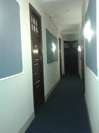 Castelar Hotel & Spa : Así son los pasillos