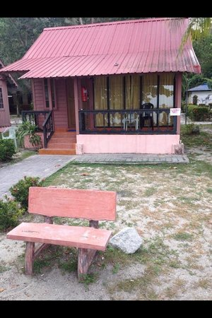 Pangkor Village Beach Resort: Family Chalet