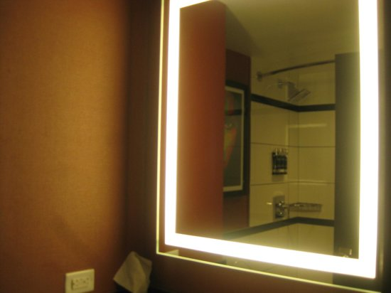Park Central Hotel New York : Great mirror