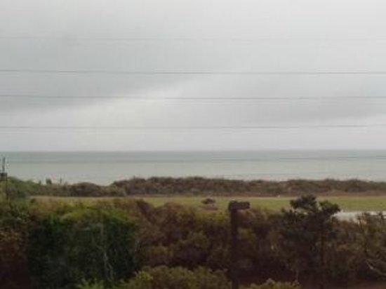 Hampton Inn & Suites Atlantic Beach: Oceanview from Room