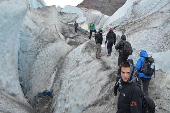Glaciar Viedma: Viedma Glacier