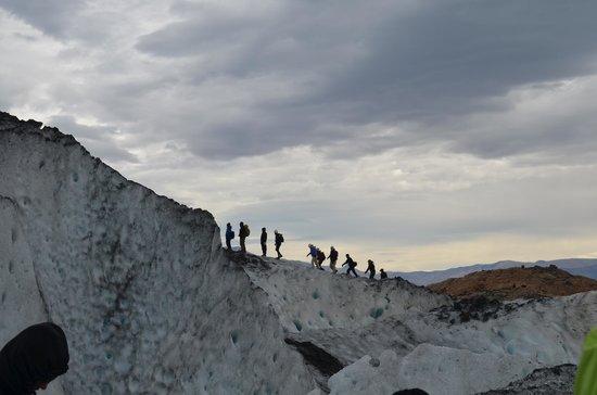 Glaciar Viedma: El chalten