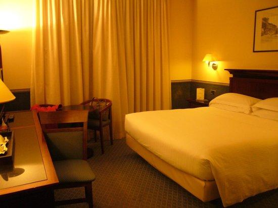 Starhotels Excelsior : Room