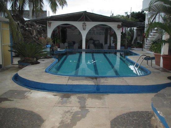 Hotel Fernandina: pool area