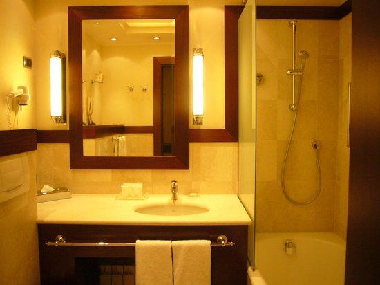Starhotels Excelsior : Bathroom