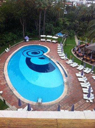 Hotel Botánico & The Oriental Spa Garden: Pool area