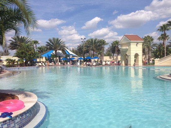 Parc Soleil by Hilton Grand Vacations: Family pool