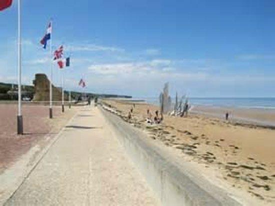 Omaha Beach : Normandy!!