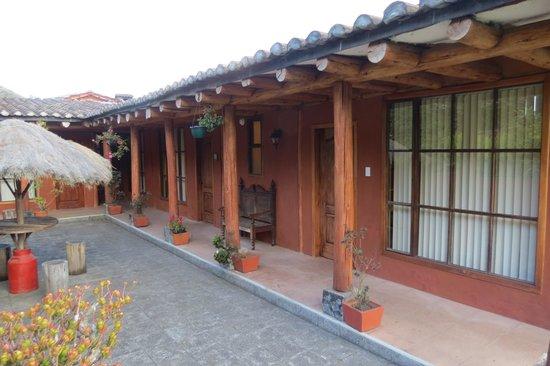 Hacienda Manteles: Hacienda Cabins