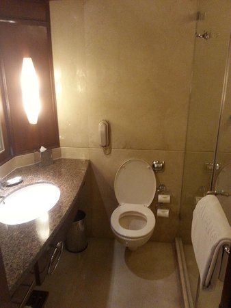 The Gateway Hotel on Residency Road: Washroom