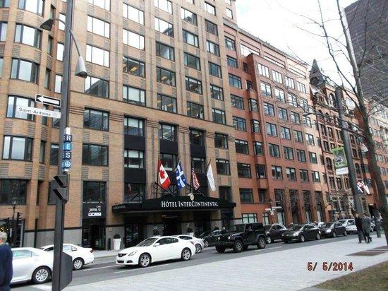 InterContinental Montreal: Rue Ste. Antoinne
