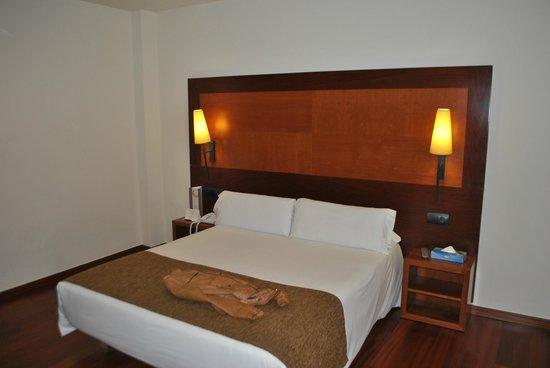 Bcn Urban Hotels Del Comte: lit double