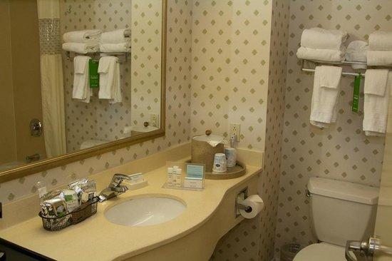 Hampton Inn NY - JFK : Banheiro