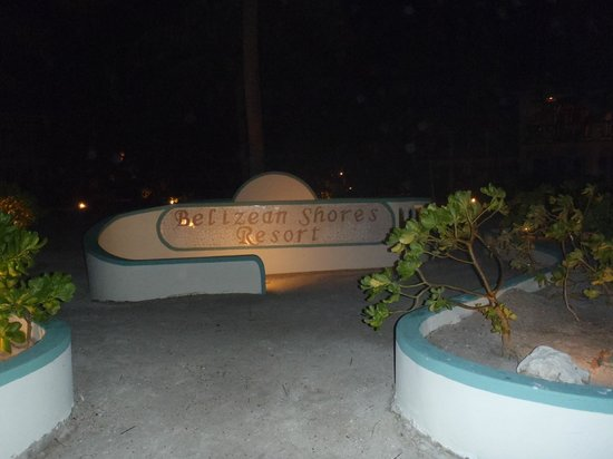 Belizean Shores Resort : .