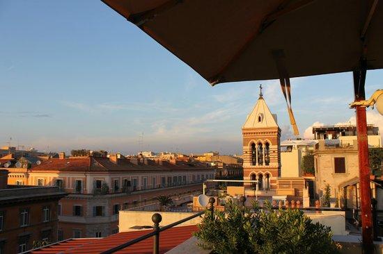 Hotel Artemide: Rooftop View