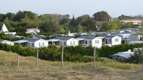 Camping Le Caravan'ile: Camping Le Caravan'île