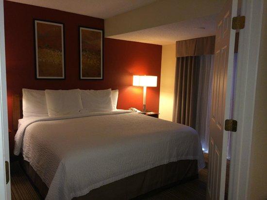 Residence Inn Winston-Salem University Area: MBR with doors