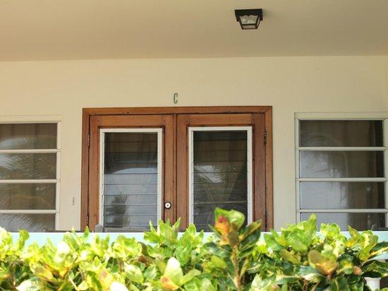 Belizean Shores Resort : room 1c