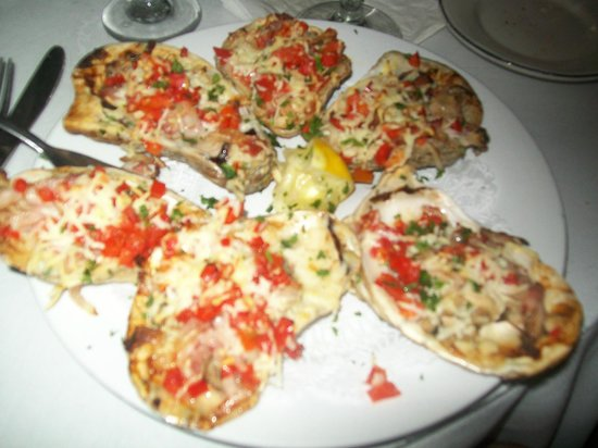 Irene's Cuisine : The delectable Oysters Irene